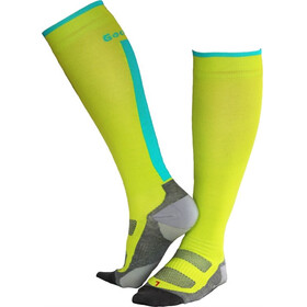 Gococo Compression Superior Lime/Turquoise (05)